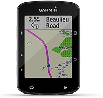 Garmin Edge 520 Plus, GPS Cycling Bike Computer for Competing and Navigation