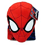 Marvel Spiderman Nogginz Pillow and Blanket Kids Bedding Set
