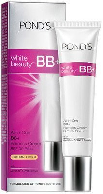 1 X18g Ponds White Beauty All-in-one Bb+fairness Cream Spf30pa++ Blistex Deep Renewal Lip Protectant, SPF 15 0.15 oz (Pack of 6)