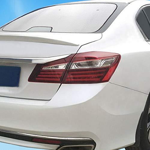 FidgetFidget Windshield Fit Honda Accord 2013-2017 Sedan Rear Privacy UV Block Sunshade