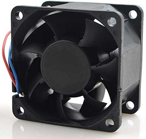 FOR Delta 60386CM FFB0612HHE 24V 0.34A High Volume Double Ball Cooling Fan