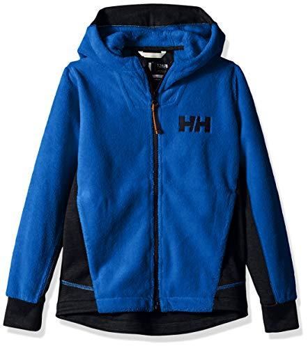 (Helly Hansen Jr Chill Full-Zip Hoodie, Olympian Blue, Size 8)