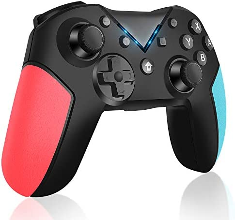 [2020 Newest Version] Wireless Controller for Switch,KUTIME Professional Controller Remote Gamepad Joypad Joystick for Switch Console
