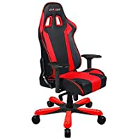 DXRacer OH/KS06/NR Black & Red King Series Gaming Chair