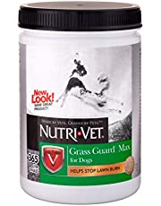 Nutri-Vet Grass Guard Max Lawn Saver Tablets for Dogs