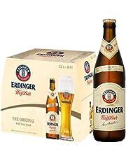 Erdinger Weissbier, 12 Bottles per Carton - 500ml