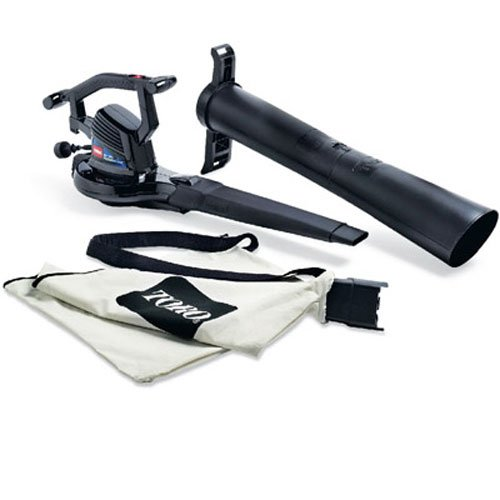 leaf blower with bag - 2