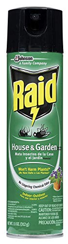 Raid House Garden Bug Killer, 11 OZ (Pack - 1)