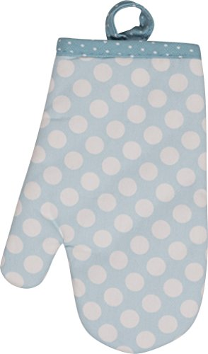Handstand Kitchen Child's Classic Polka Dot Oven Mitt (Small Oven Mitt compare prices)