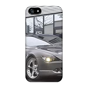 Hot Tpye Grey Ac Schnitzer Bmw Acs6 Front Angle Cases Covers For Iphone 5/5s