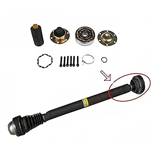 Front Drive Shaft Rear Poss CV Joint Repair Kit for Jeep Liberty Grand Cherokee 4WD