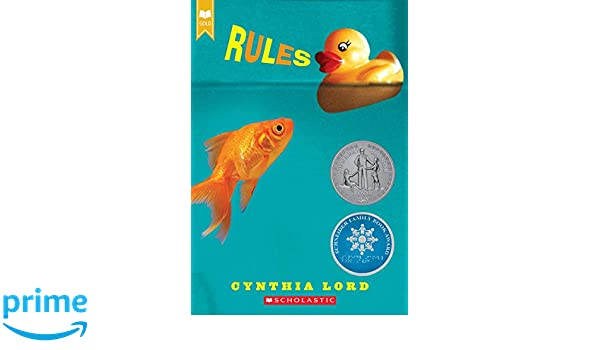rules by cynthia lord characters
