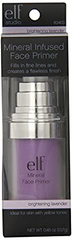 e.l.f. Studio Mineral Infused Face Primer, Brightening