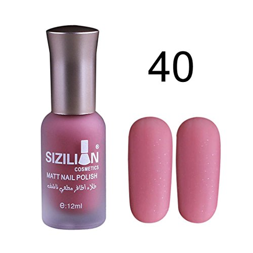 Nail Polish, Staron 12ml Nail Polish Gel Matte Quick Dry Lon
