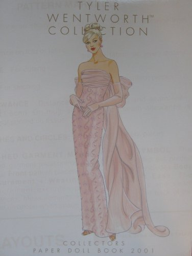 Tyler Wentworth Collection, Collectors Paper Doll Book 2001