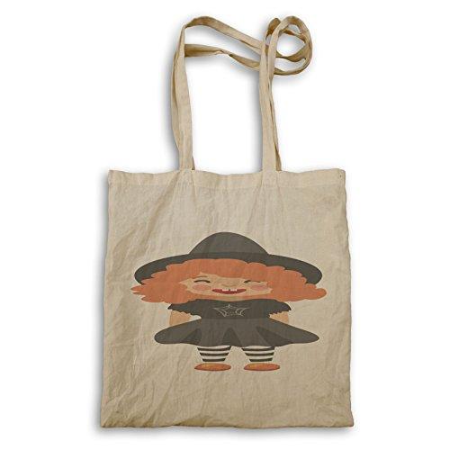 Tote Bag Per Bambini Artista Halloween Q409r