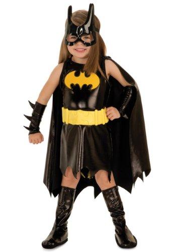 Superhero Little Batgirl Toddler Costume