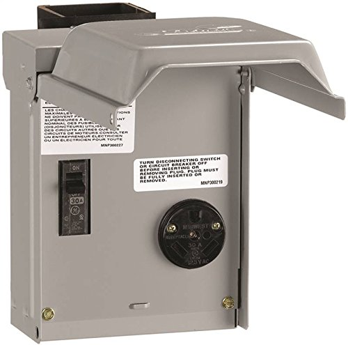 (Power Outlet 30amp R32u Con Pk)