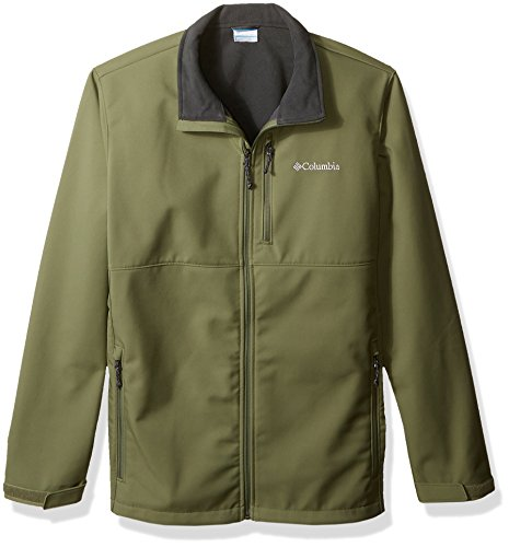 (Columbia Men's Ascender Softshell Jacket, Water & Wind Resistant)