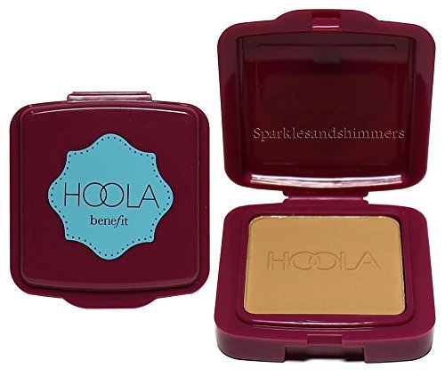 Benefit Hoola Bronzer deluxe mini travel size 3g by hoola