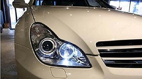 SMD luz de posición LED luces azules adecuados para Peugeot 106 107 406 407 308 307 207 206 Coupe error Can-bus gratuito: Amazon.es: Coche y moto