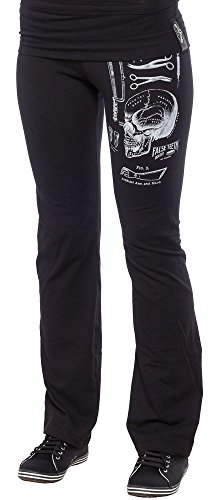 Se7en Deadly Women's Medical Malpractice Hangover Lounge Pants S Black