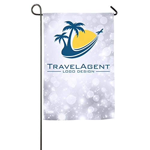 FOOOKL Coconut Trees Home Family Party Flag 100 Hipster Welcomes The Banner Garden Flags (Chrisley Knows Best Family Tree)