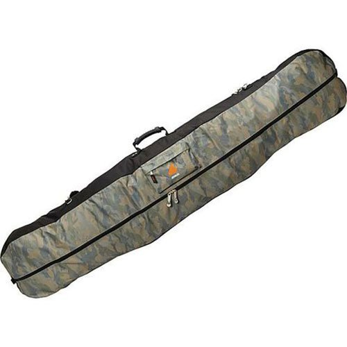 Athalon Fitted Snowboard Bag, Camo, 170cm