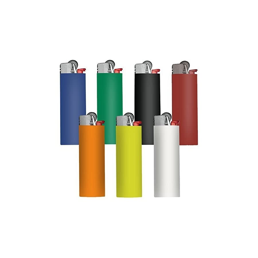 Bic Lighter Full Size, 6 Piece
