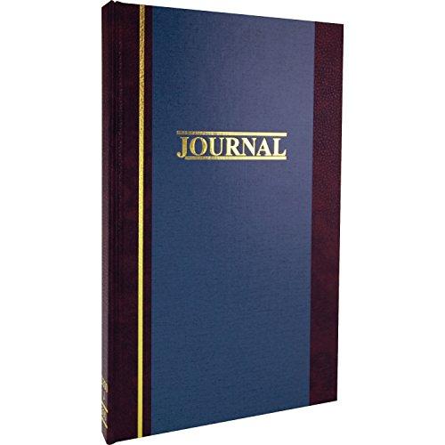 Wilson Jones S3003J 2 Column Journal Book, 300 Page, 11-3/4