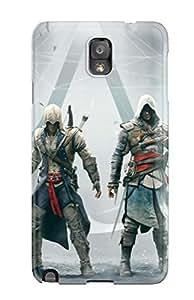 CCugcGS436rUhot Case Cover Protector For Galaxy Note 3 Assassins Creed Altair Ezio Connor Edward Case