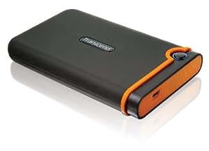 "Transcend StoreJet 25M - Disco duro Externo (640 GB, 2.5"", USB 2.0)"