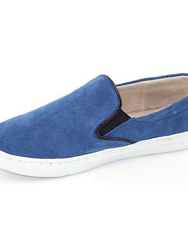 Zapatos de mujer - Tacón Plano - Comfort / Náuticos / Punta Redonda - Mocasines -Exterior / Oficina y Trabajo / Vestido / Casual / ...