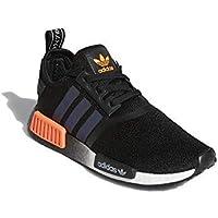 adidas Barn NMD_R1 Sneakers Svart, 38 2/3