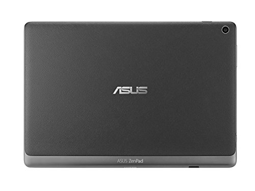 """ASUS ZenPad 10 10.1-inch IPS WXGA (1920x1200) FHD Tablet, 2GB RAM 16GB storage, 4680 mAh battery, Android 7.0- Quartz… 6 10.1"""" WXGA IPS Display (1280 x 800) with ASUS TruVivid technology for better visual experience Powered by Quad Core 1.3 GHz, 64 bit MediaTek MTK 8163B processor Easily handle and speed up productivity with 4680 mAh battery, 2GB RAM, 16GB storage"""