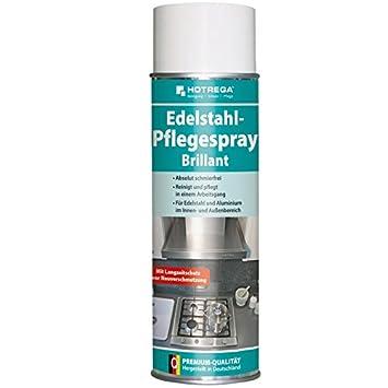HOTREGA h130915 Acero Inoxidable Cuidado Spray: Amazon.es: Hogar