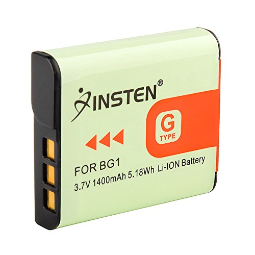 Li-ion NP-BG1/FG1 Battery 1400mAh for Sony DSC-N1 DSC-W30