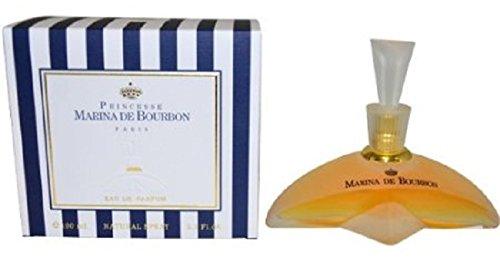 Princesse Marina de Bourbon EdP by Marina de Boubon Collectible Mini (.25 fl. oz./7,5ml) IMPORT - Bourbon Edp