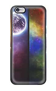 For Iphone 6 Plus Premium Tpu Case Cover Infinity World Protective Case