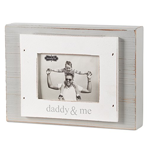 Mud Pie Daddy and Me Frame, - Little Frame Daddys Girl