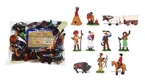 Wagon Safari - Safari Ltd Wild West Bulk Bag
