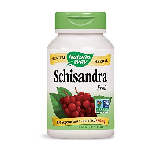 - Nature's Way Schisandra Fruit (Packaging May Vary)