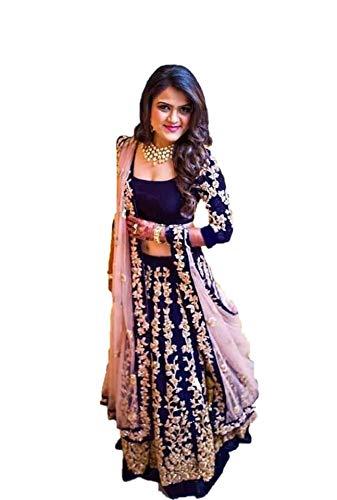 - REKHA Ethnic Shop Designer Lehenga Choli Party Wear Lehenga Choli Bridal Lehenga Choli 07