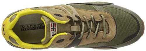 NAPAPIJRI Sneaker Verde Khaki Rabari N75 Uomo FOOTWEAR 1xrfwgFq1