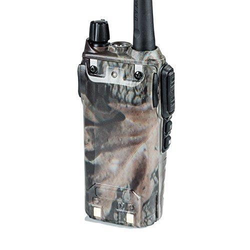 BAOFENG UV-82HP (CAMO) RADIO DE BANDA DUAL DE ALTA POTENCIA: 136-174 mhz (VHF) 400-520 mhz (UHF) Aficionado (jamón) portátil de dos vías