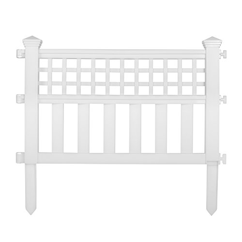 suncast-gvf24-grand-view-fence-white