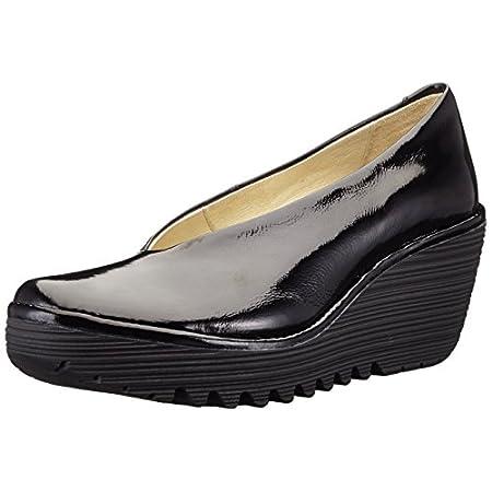 Fly London Women's Yaz Wedge Shoes 41i5PYKq dL