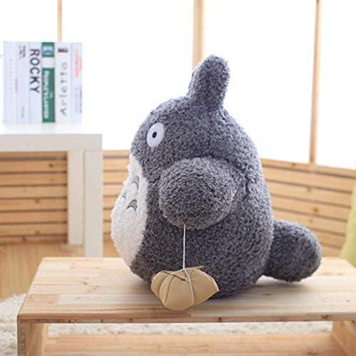 Knuffel Mijn buurman Totoro Hayao Miyazaki Pop Dieren Zachte Kussens Kussen voor Kinderen Meisje Gift Woondecoratie en Verjaardag,70 cm