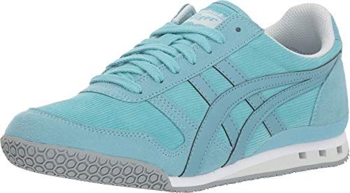 Onitsuka Tiger Women's Ultimate 81 Shoes 1182A019, Blue Bell/Gris Blue, 7 M US