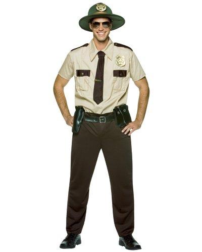 Super Troopers Costume Amazon (Rasta Imposta Trooper, Tan, Standard)
